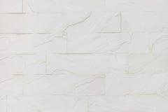 Άσπρη πέτρινη σύσταση - υπόβαθρο Στοκ Φωτογραφίες