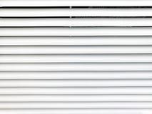 Άσπρη σύσταση πλέγματος εξαερισμού αέρα μετάλλων Στοκ Εικόνες