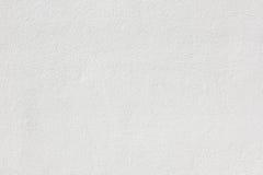 Άσπρη σύσταση τοίχων ασβεστοκονιάματος Στοκ Εικόνες