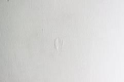 Άσπρη σύσταση τοίχων με το υπόβαθρο χρωμάτων στοκ φωτογραφία με δικαίωμα ελεύθερης χρήσης