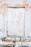 Άσπρη σύσταση τοίχων grunge Στοκ Εικόνες