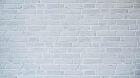 Άσπρη σύσταση υποβάθρου τούβλου στοκ εικόνες