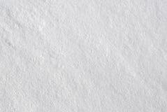 Άσπρη σύσταση υποβάθρου χιονιού Στοκ Εικόνες