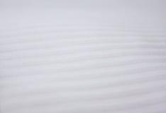 Άσπρη σύσταση υφάσματος Στοκ Εικόνες