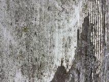 Άσπρη φορεμένη χρώμα μακριά παλαιά ξύλινη σύσταση στοκ φωτογραφία
