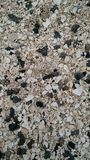 Άσπρος βράχος σύστασης Στοκ φωτογραφία με δικαίωμα ελεύθερης χρήσης
