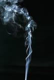 Άσπρος καπνός Στοκ εικόνες με δικαίωμα ελεύθερης χρήσης