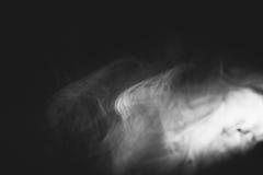 Άσπρος καπνός Στοκ εικόνα με δικαίωμα ελεύθερης χρήσης