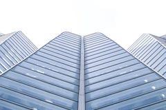 Άσπρος ουρανός Στοκ εικόνα με δικαίωμα ελεύθερης χρήσης