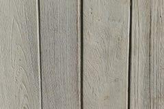 Άσπρος παλαιός ξύλινος τοίχος Στοκ φωτογραφία με δικαίωμα ελεύθερης χρήσης
