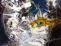 Άσπρος δράκος Στοκ φωτογραφία με δικαίωμα ελεύθερης χρήσης