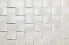 Άσπρος στενός επάνω καλαθιών Στοκ φωτογραφίες με δικαίωμα ελεύθερης χρήσης