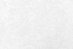 Άσπρος τοίχος με ένα σχέδιο στο ασβεστοκονίαμα παλαιός τοίχος σύστασης τούβλου ανασκόπησης Στοκ Εικόνες
