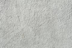 Άσπρος χρωματισμένος τοίχος στόκων Στοκ φωτογραφία με δικαίωμα ελεύθερης χρήσης