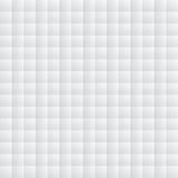 Άσπρο αφηρημένο σχέδιο υποβάθρου τετραγώνων Στοκ φωτογραφία με δικαίωμα ελεύθερης χρήσης