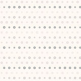 Άσπρο εκλεκτής ποιότητας γεωμετρικό σχέδιο κύκλων Στοκ φωτογραφία με δικαίωμα ελεύθερης χρήσης