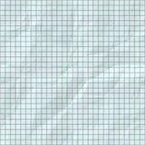 Άσπρο ελεγμένο έγγραφο Στοκ Εικόνες