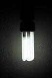 Άσπρο ζωηρόχρωμο φως λαμπτήρων Στοκ φωτογραφία με δικαίωμα ελεύθερης χρήσης
