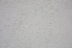 Άσπρο διακοσμητικό ασβεστοκονίαμα Στοκ φωτογραφία με δικαίωμα ελεύθερης χρήσης