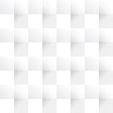 Άσπρο διπλωμένο άνευ ραφής σχέδιο σύστασης εγγράφου Στοκ Φωτογραφίες