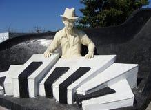 Emiliano Σαλβαδόρ στο πάρκο από το Emiliano Σαλβαδόρ στοκ εικόνα