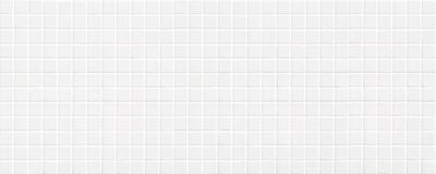 Άσπρο κεραμικό κεραμίδι με τα τετράγωνα με τετραγωνική μορφή στοκ φωτογραφία με δικαίωμα ελεύθερης χρήσης