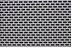 Άσπρο κιγκλίδωμα Στοκ εικόνες με δικαίωμα ελεύθερης χρήσης