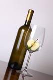 άσπρο κρασί μήλων Στοκ φωτογραφία με δικαίωμα ελεύθερης χρήσης