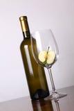 άσπρο κρασί μήλων Στοκ εικόνες με δικαίωμα ελεύθερης χρήσης