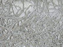 Άσπρο κτήριο ινόπλακας ινών ανασκόπησης Στοκ φωτογραφίες με δικαίωμα ελεύθερης χρήσης