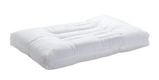 Άσπρο μαξιλάρι Στοκ φωτογραφία με δικαίωμα ελεύθερης χρήσης