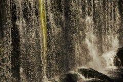 Άσπρο νερό Στοκ εικόνες με δικαίωμα ελεύθερης χρήσης