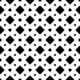 Άσπρο πίσω έδαφος dezine Semless μαύρο Τρίγωνα, περίληψη Στοκ φωτογραφία με δικαίωμα ελεύθερης χρήσης
