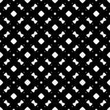 Άσπρο πίσω έδαφος dezine Semless μαύρο Τρίγωνα, περίληψη Στοκ Φωτογραφία