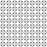 Άσπρο πίσω έδαφος dezine Semless μαύρο Τρίγωνα, περίληψη Στοκ Εικόνες