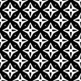 Άσπρο πίσω έδαφος dezine Semless μαύρο Τρίγωνα, περίληψη Στοκ Εικόνα