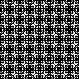 Άσπρο πίσω έδαφος dezine Semless μαύρο Τρίγωνα, περίληψη Στοκ εικόνες με δικαίωμα ελεύθερης χρήσης