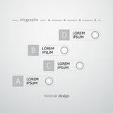 Άσπρο πρότυπο σχεδίου κύκλων και λουρίδων Στοκ εικόνα με δικαίωμα ελεύθερης χρήσης