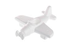 Άσπρο πρότυπο styrofoam Στοκ φωτογραφία με δικαίωμα ελεύθερης χρήσης
