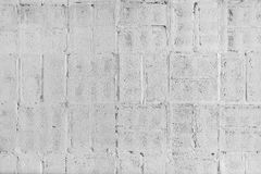 Άσπρο σχέδιο εμβλημάτων σύστασης τουβλότοιχος Κενό αφηρημένο υπόβαθρο για τις παρουσιάσεις και το σχέδιο Ιστού Πολύ διάστημα για Στοκ Φωτογραφίες