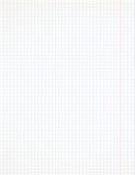 Άσπρο τακτοποιημένο κόκκινο περιθώριο σύστασης φύλλων εγγράφου Στοκ εικόνες με δικαίωμα ελεύθερης χρήσης