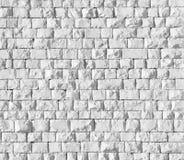 Άσπρο υπόβαθρο πετρών Στοκ Φωτογραφίες
