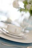 Άσπρο φλυτζάνι Στοκ φωτογραφίες με δικαίωμα ελεύθερης χρήσης