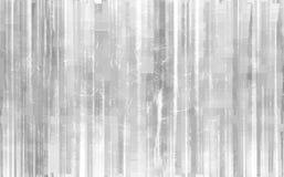 Άσπρο χλωμό εξωθημένο τρισδιάστατο υπόβαθρο απεικόνισης κύβων Στοκ φωτογραφία με δικαίωμα ελεύθερης χρήσης