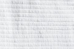 Άσπρο ύφασμα στοκ εικόνα