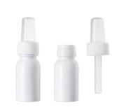 Dropper ιατρικής μπουκάλι Στοκ φωτογραφία με δικαίωμα ελεύθερης χρήσης
