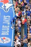 Άσσος μασκότ των Blue Jays Στοκ Εικόνες