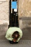 άστεγοι Στοκ εικόνα με δικαίωμα ελεύθερης χρήσης