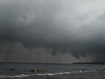 άσχημος καιρός Στοκ εικόνα με δικαίωμα ελεύθερης χρήσης