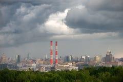 Άσχημος καιρός Στοκ φωτογραφία με δικαίωμα ελεύθερης χρήσης